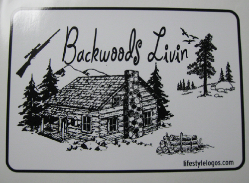 Actual Product - Backwoods Livin